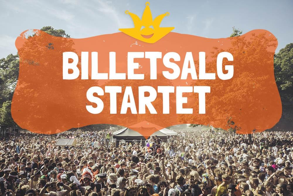 NU STARTER BILLETSALGET!